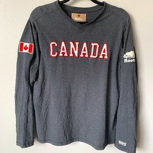 🐻 Roots Canada Long Sleeve